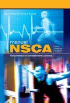 manual nsca: fundamentos del entrenamiento personal-roger w. earle-9788480199421