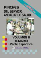 PINCHES SAS TEMARIO PARTE COMÚN VOLUMEN II