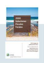 2000 soluciones fiscales forales 2009-aitor orena dominguez-jose luis bouso huerta-9788482357621