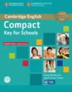 complete key for schools for spanish speakers student s pack (student s book without answers with cd rom, workbook without    answers with cd rom, workbook without 9788483237021