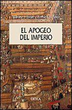 el apogeo del imperio: españa y nueva españa en la epoca de carlo s iii, 1759 1789 stanley j. stein barbara stein 9788484326021