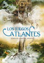 los juegos atlantes (crónicas de la atlántida 2) (ebook)-joaquin londaiz montiel-9788484418221