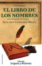 libro de los nombres: guia para conocerte mejor-lydia shammy-9788488885821