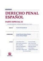 derecho penal español. parte especial i (2ª edicion)-9788490044421