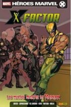 El libro de X-factor v2, 4 autor PETER DAVID DOC!