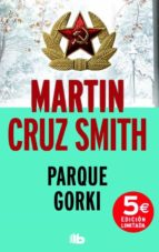 parque gorki-martin cruz smith-9788490702321