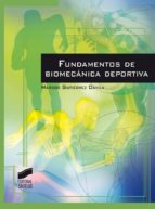 fundamentos de biomecánica deportiva-marcos gutierrez-davila-9788490771921