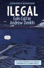 ilegal (comic) eoin colfer andrew donkin 9788491048121