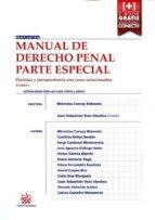manual de derecho penal parte especial tomo 1 doctrina y jurispru dencia con casos solucionados-9788491191421