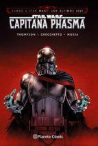 star wars capitana phasma hc (comic)-kelly thompson-9788491469421