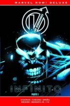 los vengadores 3: infinito primera parte 9788491678021