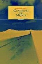 cuaderno de mejico eduardo lago 9788495116321