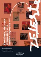 barcelona: del rock progresivo a la musica layetana y zeleste-alex gomez font-9788497434621