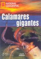 national geographic calamares gigantes (incluye dvd) 9788497785921