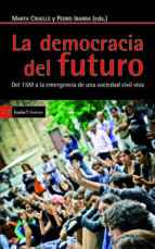 democracia del futuro pedro ibarra 9788498884821
