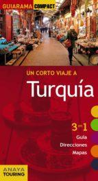 un corto viaje a turquia 2015 (guiarama compact) pablo strubell 9788499356921