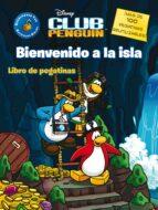 club penguin. libro de adhesivos. bienvenido a la isla-9788499514321