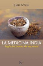 la medicina india juan arnau navarro 9788499883021