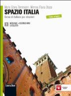 spazio italia 3 (libro + eserciziario) b1: corso di italiano per stranieri   solo manuale con esercizi m.f. diaco 9788820136321