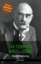 rudyard kipling: the complete novels and stories + a biography of the author (ebook)-9788826457321