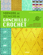 manual de técnicas de ganchillo/crochet trecey todhunter 9789089988621