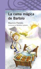 la cama mágica de bartolo (ebook)-mauricio paredes-9789562399821