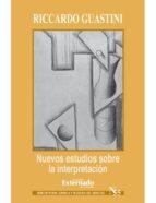 nuevos estudios sobre la interpretacion riccardo guastini 9789587106121