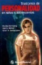trastornos de personalidad en niños y adolescentes-paulina kernberg-alan s. weiner-karen k. bardenstein-9789684269521