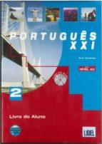 portugues xxi 2 al+ej+cd 9789727579921
