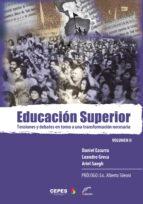 EDUCACIÓN SUPERIOR II