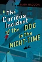 the curious incident of the dog in the night-time: vintage children s classics-mark haddon-9780099572831