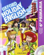 holiday english 6º primaria pack 3ed cast-9780194546331