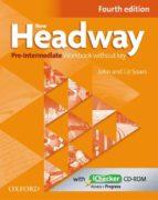 new headway: pre-intermediate: workbook without key 2011 (4th ed. )-9780194769631