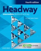 new headway intermediate fourth edition: workbook with ichecker with key-9780194770231