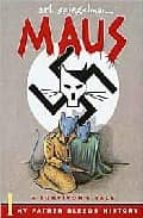 maus: a survivor s tale (vol. i)-art spiegelman-9780394747231