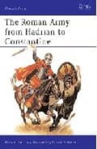 the roman army from hadrian to constantine-michele simmons-9780850453331