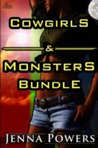 COWGIRLS AND MONSTERS BUNDLE (THREE PARANORMAL SEX STORIES)