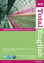 new total english pre-intermediate flexi coursebook 2 pack ed 2013-9781408285831