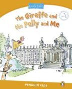 penguin kids 3 giraffe and the pelly, the (dahl) reader 9781447931331