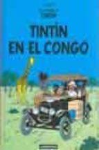 las aventuras de tintin: tintin en el congo 9782203751231