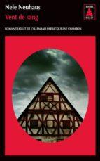 El libro de Vent de sang autor NELE NEUHAUS EPUB!