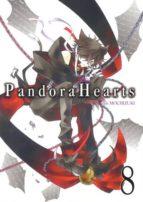 pandora hearts t08 jun mochizuki 9782355922831