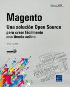 magento:una solucion open source para crear facilmente una tienda online didier mazier 9782746068131