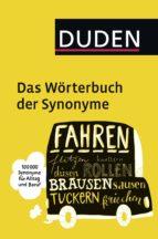 duden - das wörterbuch der synonyme: 100.000 synonyme für alltag und beruf-9783411744831