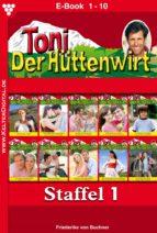 TONI DER HÜTTENWIRT STAFFEL 1 - HEIMATROMAN