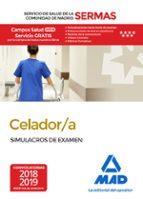 celador/a del servicio de salud de la comunidad de madrid. simula cros de examen (sermas)-9788414219331