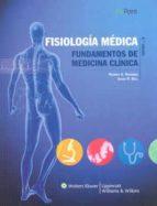 fisiologia medica: fundamentos de medicina clinica (4ª ed.)-rodney rhoades-david bell-9788415419631
