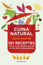 cuina natural adam martin 9788415961031