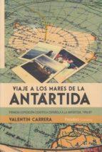 viaje a los mares de la antártida-valentin carrera-9788416121731