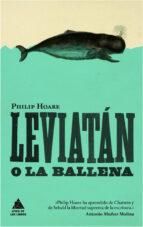 leviatan o la ballena philip hoare 9788416222131